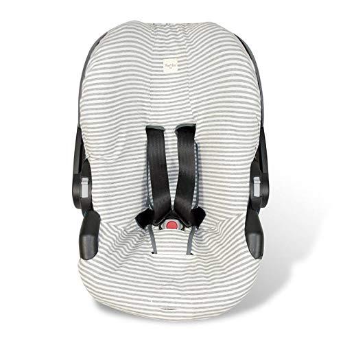 Fundas BCN ® - F45/0393 - Funda para silla de grupo 0 BeSafe Izi Go ® y Besafe Izi Go X1 ® - Kodak Stripes