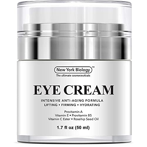Eye Cream Moisturizer for Dark Circles, Fine Lines, Puffiness and Wrinkles Under the Eyes