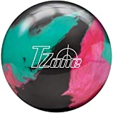 Brunswick TZone - Palla da bowling in tutti i colori Cosmic in tutti i pesi (Razzle Dazzle, 14 LBS)