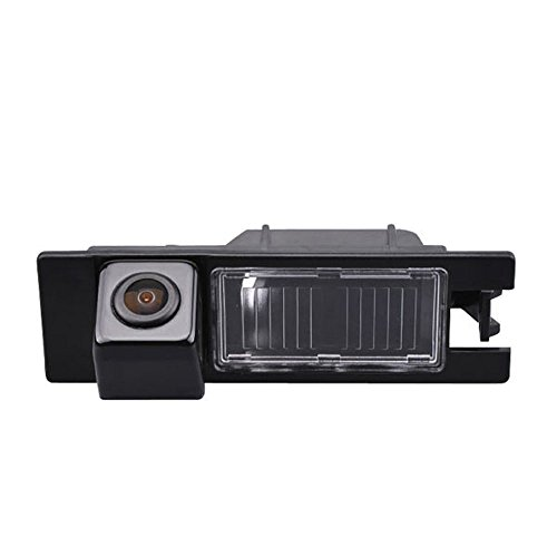 Dynavsal バックカメラ リアカメラ(ブラック) 視野角度170° 防水 後方確認 駐車支援 高敏感/事前予防 車庫入れや狭い道も安心 取り付け簡,ビュイックニューラクロス/オペルアストラH /オペルザフィラB /コルサD /ベクトラC /インシグニアヘイードM1 MPEフィアットグランデ・プント/エピラル・ロバ・キャプティヴァ・クルーズ・アベオ/ヴォクスホール・シグナム 専用 Buick New Lacrosse/ Opel Astra H/ Opel Zafira B/ Corsa D/ Vectra C/ Insignia Haydo M1 MPE Fiat GRANDE Punto/ Epical Lova Captiva Cruze Aveo/ Vauxhall Signum