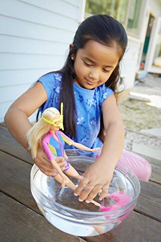 Barbie - La Magie des Dauphins - Dauphin Rose - 1