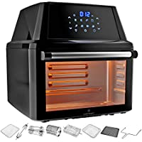 ChefWave Magma 16 qt. Multifunctional Air Fryer Oven with Rotisserie, Dehydrator and Accessories