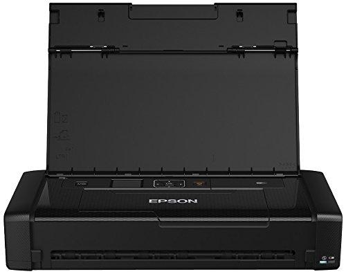 Epson WorkForce WF-100W Portable Wi-Fi Printer- Bl