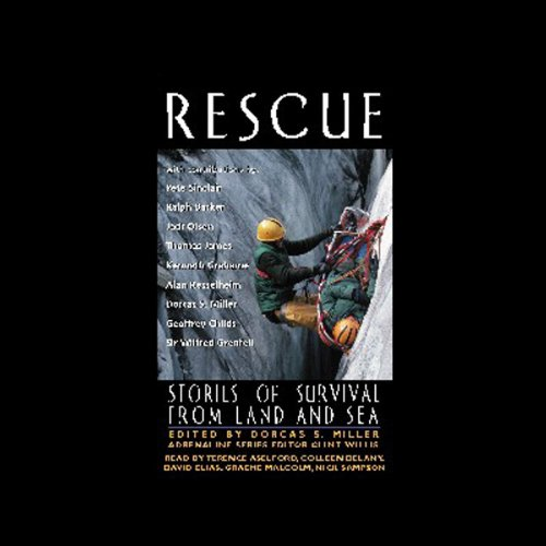 Rescue audiobook cover art