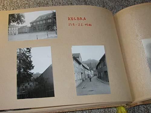 Privates Fotoalbum DDR 1979-1980