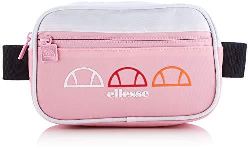 Ellesse Morillo Bum Bag Gürteltasche, Unisex, für Erwachsene, Hellrosa, Einheitsgröße