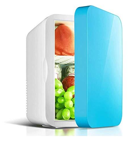 SHUHANG 6L Frigorífico pequeño Mini Nevera para Uso en el hogar refrigerador para el automóvil (Size : 25x19x26.5cm)