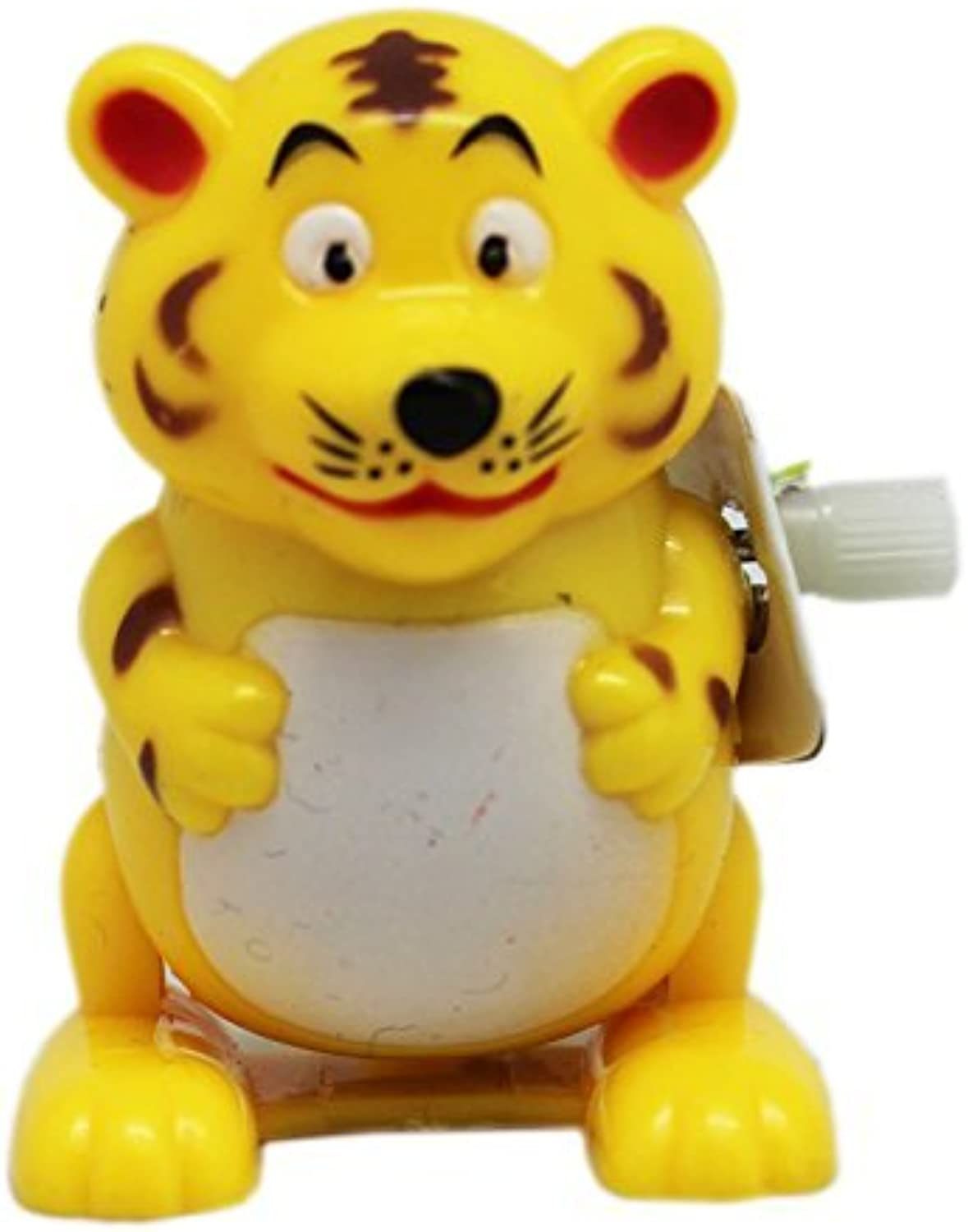 Yellow Kilala Tiger Imperial Walk Abouts WindUp Toy by Imperial Toy