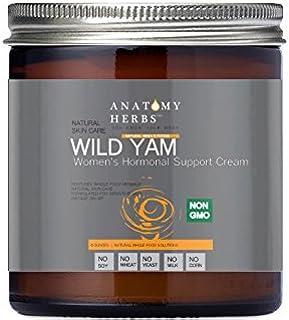 Wild Yam Women's Menopause Support Cream