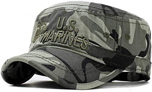 Jiushilun Mütze Baseballmütze Hutmütze Baumwolle Baseballmütze Männer Frauen Tarnung Uns Luftwaffe Uns Armeekappen Bestickter taktischer Hut Einstellbare Hüte-A A