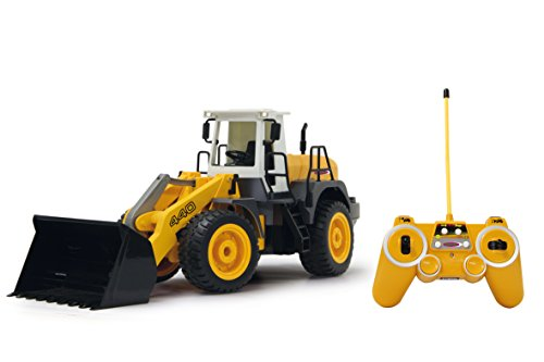 RC Auto kaufen Baufahrzeug Bild 6: Jamara 401722 - Radlader 440 1:20*
