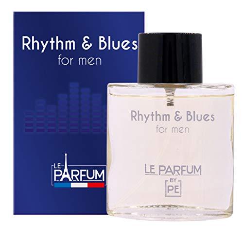 LE PARFUM DE FRANCE Rythm 'n' Blues Eau de Toilette Homme 100 ml