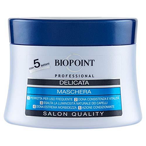 BIOPOINT Máscara 250 champú suave acondicionador Productos para el cabello
