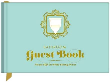 New mail order Knock Bathroom Popular product Book Guest