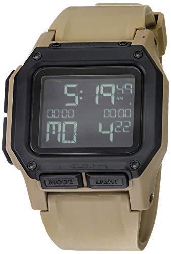 Nixon Regulus Digitale Armbanduhr Alle Sand