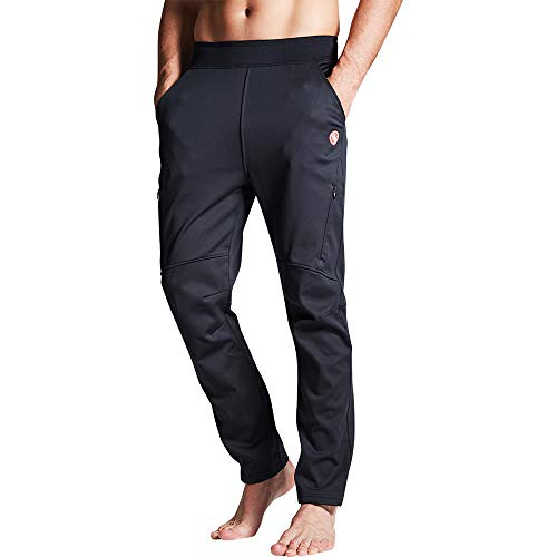 Souke Sports Men's Workout Pants with Pockets
