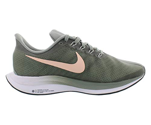 Nike W Zoom Pegasus 35 Turbo, Chaussures de Running Compétition Femme, Multicolore (Blackened...
