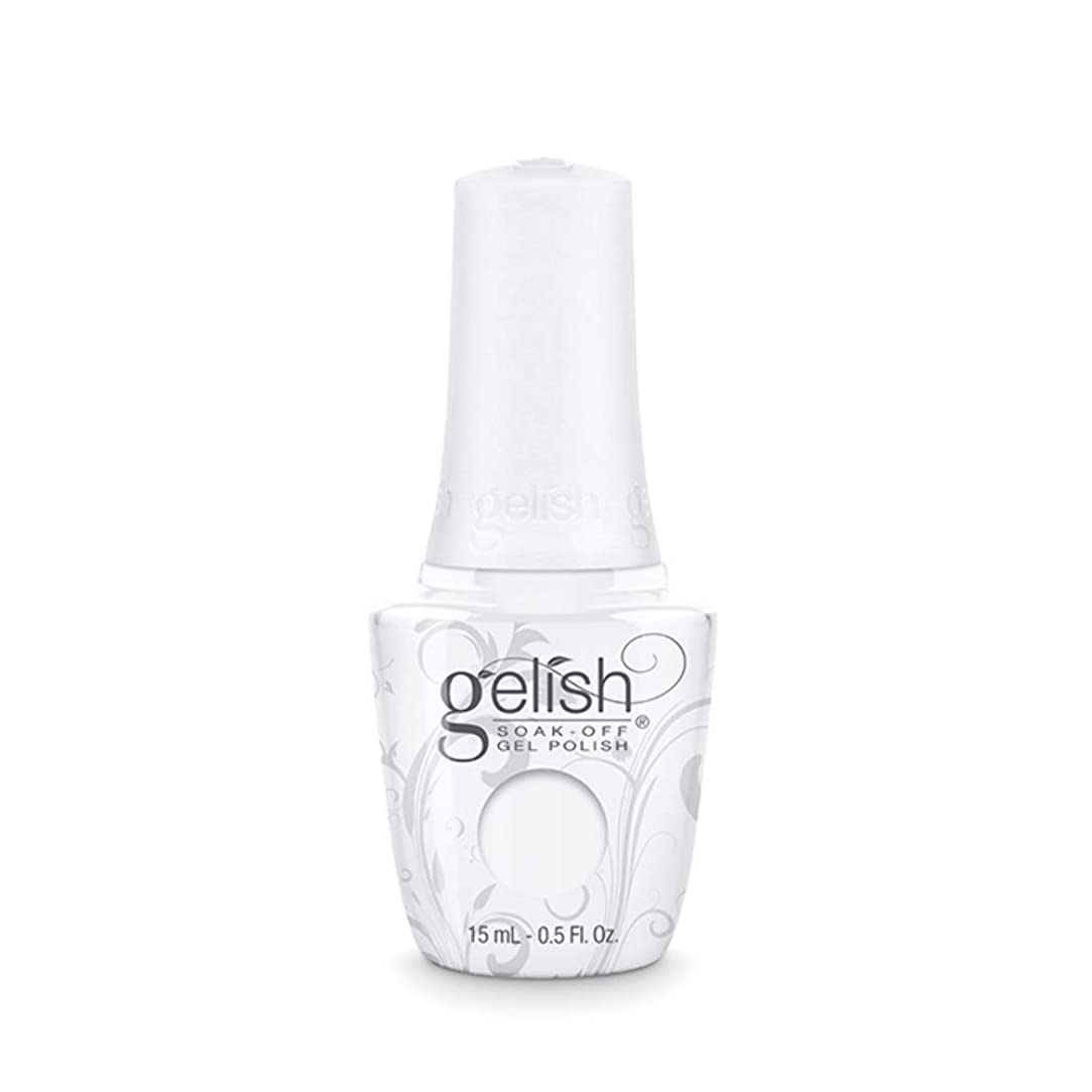 ファックス非公式図書館Harmony Gelish Gel Polish - Arctic Freeze - 0.5oz / 15ml