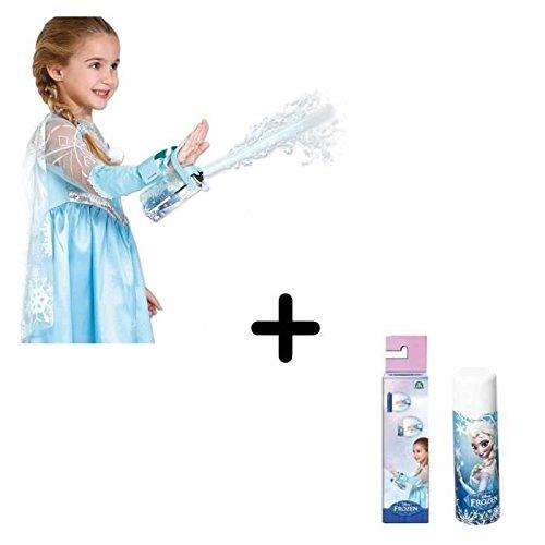Pack Lance neige Elsa + recharge