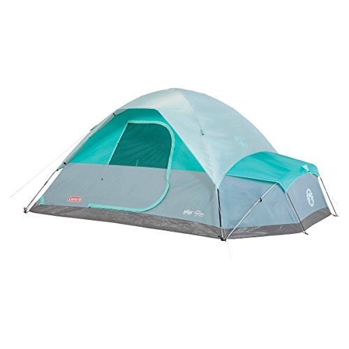 Coleman Namakan Fast Pitch 7-Person Dome Tent with Annex