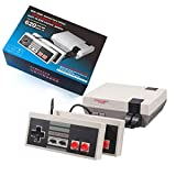 Console Classic Mini Connexion AV with Dual Controllers Built-in 620 Videogames