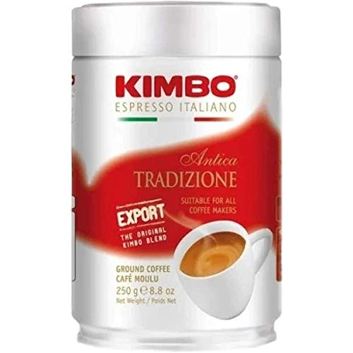 Kimbo Antica Tradizione Ground Coffee in Can 8.8oz/250g