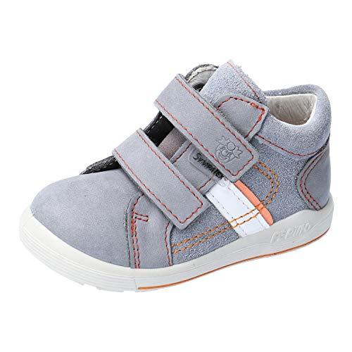 RICOSTA Pepino garçon Bottes LAIF, Gamin Chaussures bébé,Chaussure Basse,légère,Largeur: Normale (WMS),calcit,25 EU / 7.5 Child UK