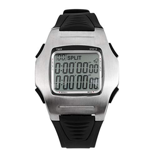 Banbie8409 Fußball-Schiedsrichter-Timer-Spiel für Sport-Armbanduhr Fußball-Chronograph