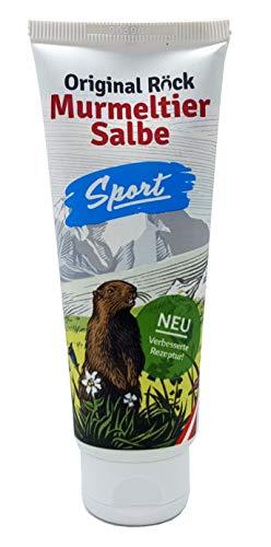 Original Röck Murmeltiersalbe Sport