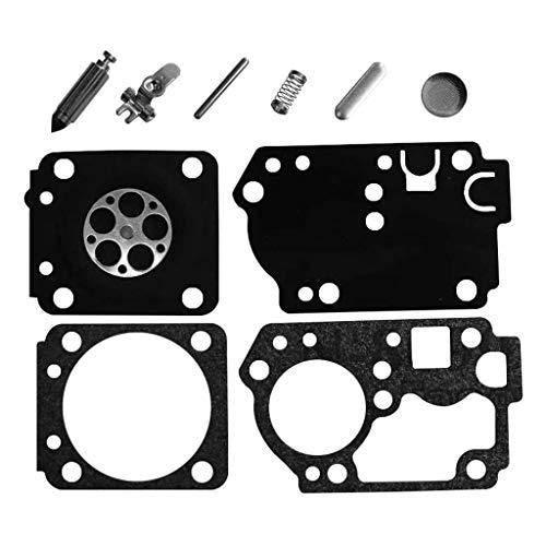 BLTR Zama RB168 RB168 carburador Kit de reparación for la Herramienta de Recorte Ajuste del carburador Poulan Weedeater 33cc De Confianza