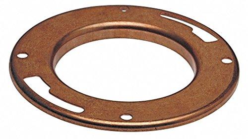4' x 3' NOM C Copper DWV Closet Flange