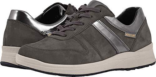 Mephisto womens Sneaker, Grey, 9.5 US