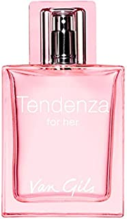 Tendenza by Van Gils for Women - Eau de Toilette, 125ml