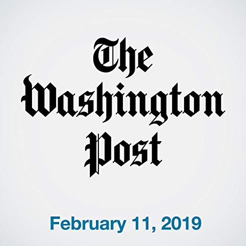 February 11, 2019 copertina