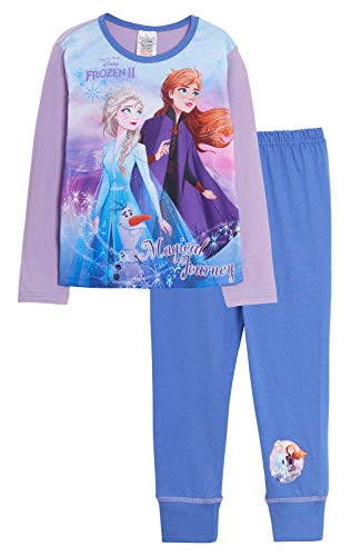 Ensemble de Pyjamas La Reine des Neiges