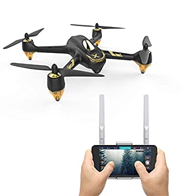 Hubsan H501A X4 Air Pro BRUSHLEES WIFI Quadcopter Drone App compatible GPS 1080FHD Camera Autimatic Return Altitude Hold
