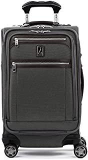 "Travelpro Platinum Elite 21"" Expandable Carry-on Spinner Suiter"