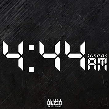4:44AM