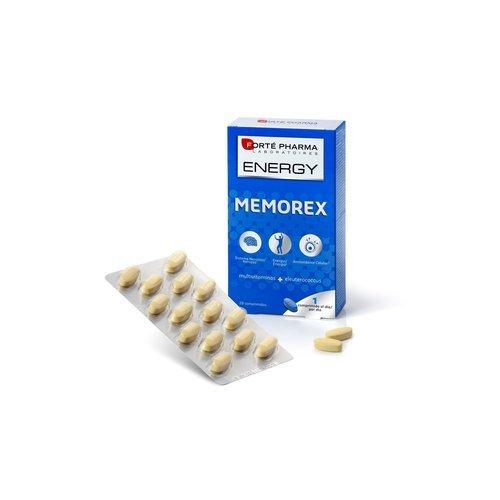 ENERGY MEMOREX 28 COMPRIMIDOS de Forté Pharma