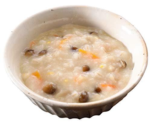 料亭の体にやさしい朝雑炊 もち麦入りしめじ玄米雑炊