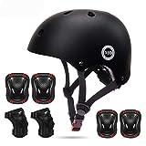 XJD Casque Vélo Enfant Sets de Protection Enfant de 3-13...