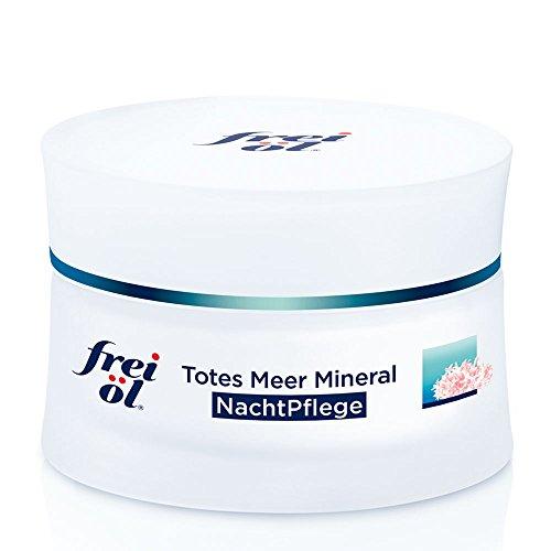 frei öl Totes Meer Mineral NachtPflege, 1er Pack (1 x 50 ml)