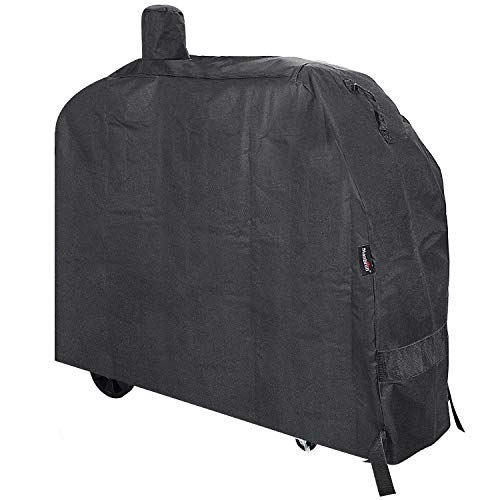 Stanbroil Patio Grill Cover, Heavy Duty Weather-Resistant 600D Material, Fits Dyna-Glo Grill Models DGN486DNC-D, DGN486SNC-D, DGN576DNC-D and DGN576SNC-D