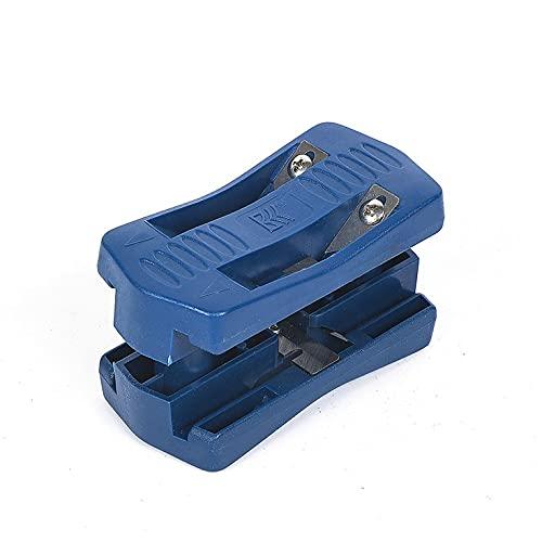 #N/D Manual de doble borde cortador de madera borde de la máquina de bandas cola de corte de carpintería herramienta carpintero herramientas de hardware
