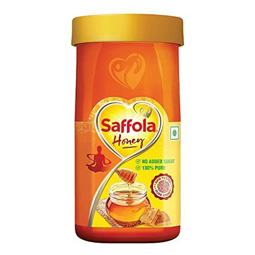 Saffola Honey, 100% Pure NMR tested Honey, 1kg