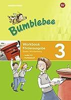 Bumblebee 3. Workbook zum Foerdern. Baden-Wuerttemberg: Ausgabe 2020 fuer das 3. / 4. Schuljahr