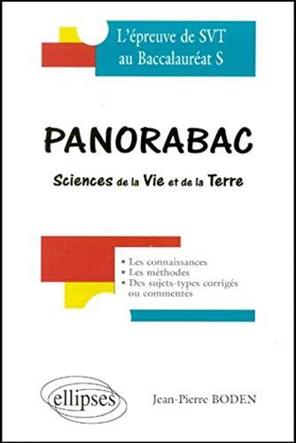 Panorabac : Sciences de la Vie et de la Terre. L'épreuve de SVT au Baccalauréat S