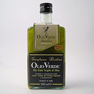 Gianfranco Becchina Olio Verde Extra Virgin Olive Oil by Gianfranco Becchina
