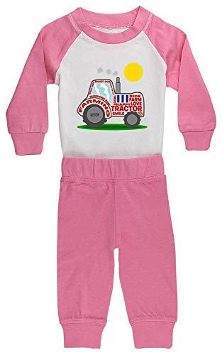 HARIZ Baby Pyjama Tracteur Soleil Véhicule Tracteur avec carte cadeau