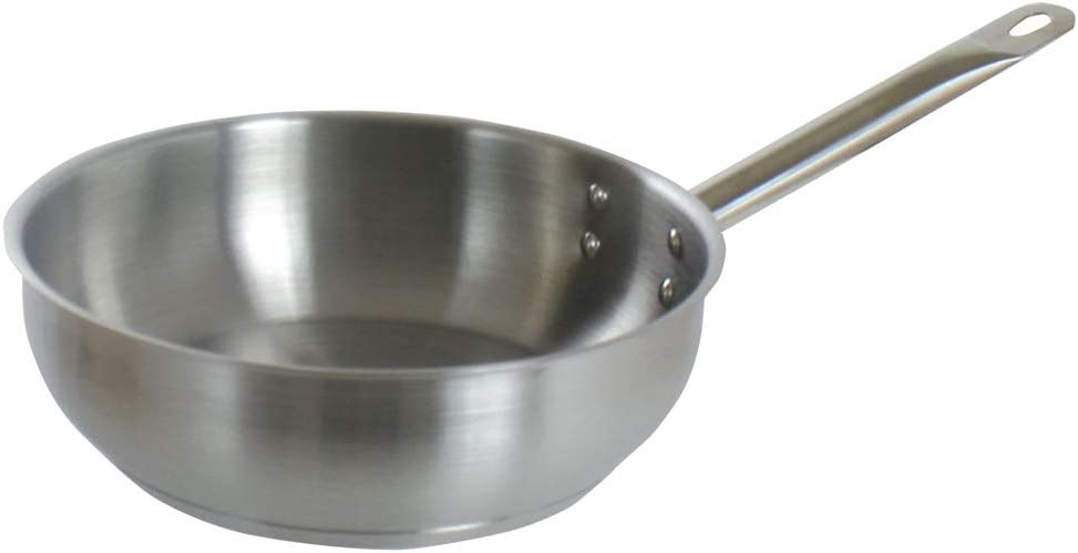 Commichef Plus Superior Blend Stainless without Popular shop is the lowest price challenge Fashionable Sauté Pan Steel